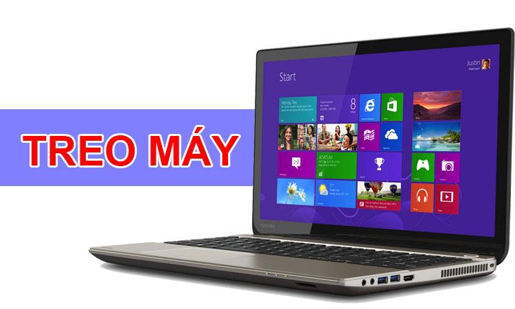 Laptop thường bị treo máy