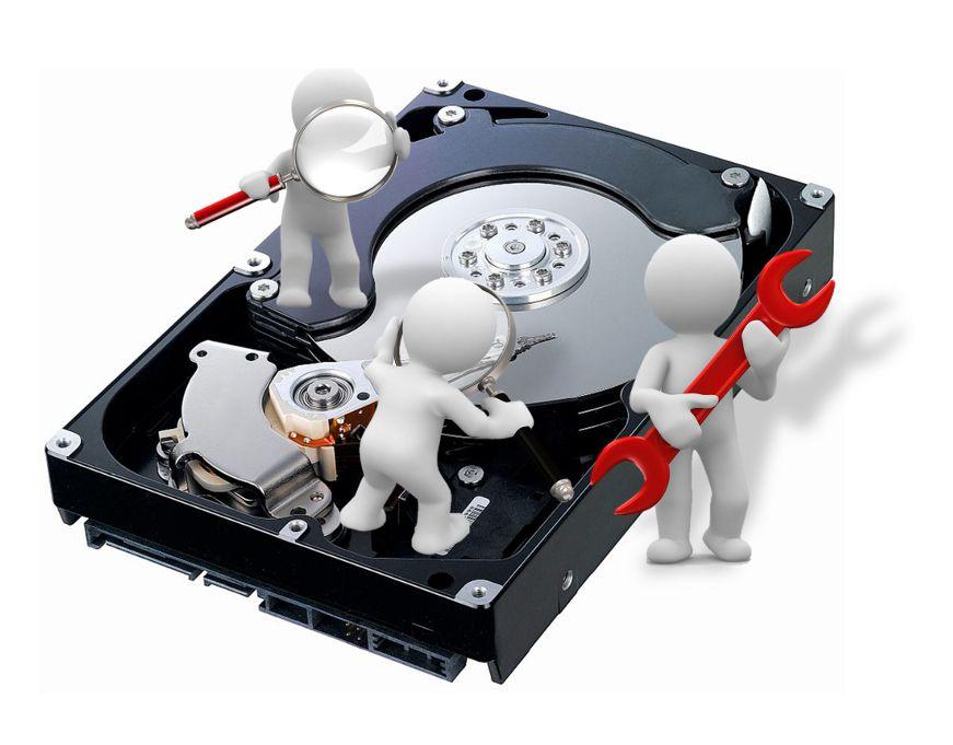 Cách khắc phục tình trạng ổ cứng laptop bị hỏng