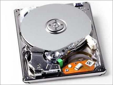 Một số cách nhận biết và dấu hiệu laptop ổ cứng bị hỏng
